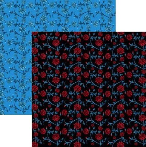 Altar De Muertos 12x12 Double Sided Scrapbooking Paper