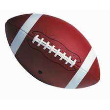American Football Scrapbooking Die Cut