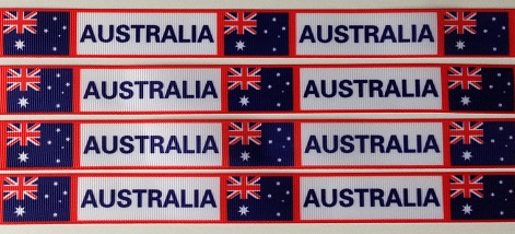 Australia Self Adhesive Scrapbooking Ribbon