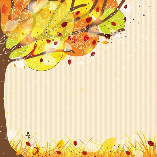 Autumn Splendor 12x12 Scrapbooking Paper