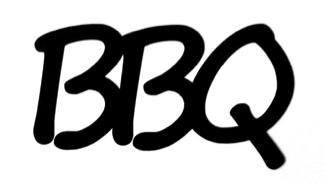 BBQ Scrapbooking Laser Cut Title