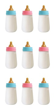 Baby Bottles Scrapbooking Mini Stickers