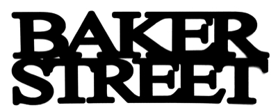 Baker Street Scrapbooking Laser Cut Title