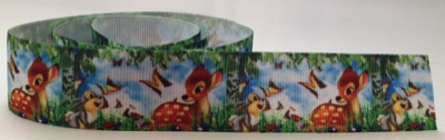 Bambi Scrapbooking Ribbon