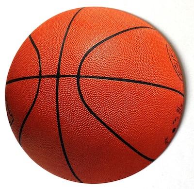 Basketball Scrapbooking Die Cut