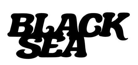 Black Sea Scrapbooking Laser Cut Title