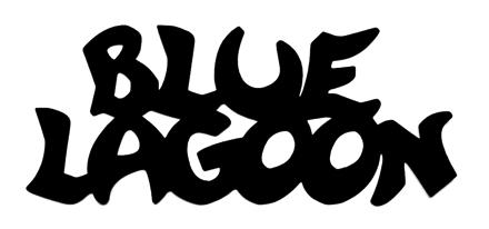 Blue Lagoon Scrapbooking Laser Cut Title