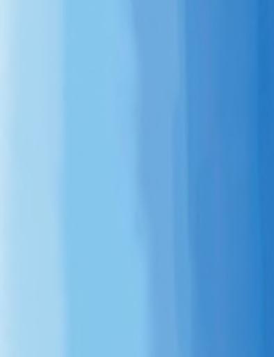 Blue Ombre A4 Scrapbooking Paper