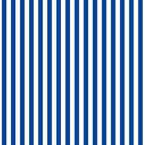 Blue and White Stripes 12x12 Scrapbooking Paper