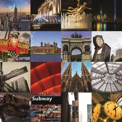 Brooklyn Bridge Scrapbooking Paper