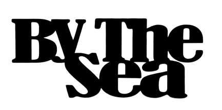 By the Sea Scrapbooking Laser Cut Title
