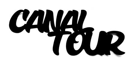 Canal Tour Scrapbooking Laser Cut Title