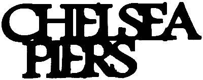 Chelsea Piers Scrapbooking Laser Cut Title