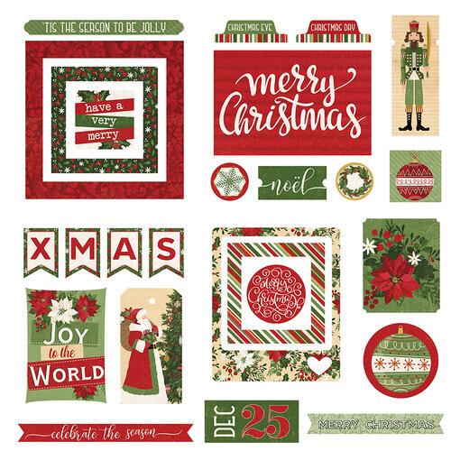 Christmas Memories Cardstock Shapes