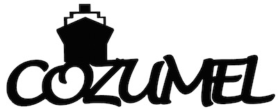 Cozumel Scrapbooking Laser Cut Title with Ship