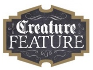 Creature Feature Scrapbooking Die cut Sticker