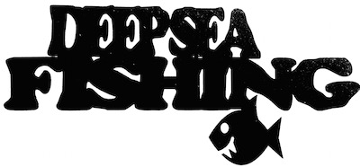 Deep Sea Fishing Scrapbooking Laser Cut Title with Fish