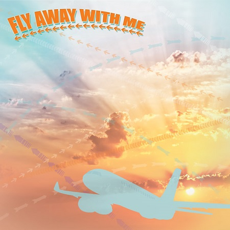 Fly Away With Me 12x12 Scrapbooking Paper
