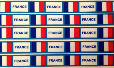 France Self Adhesive Scrapbooking Ribbon