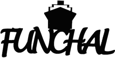 Funchal Scrapbooking Laser Cut Title With Ship