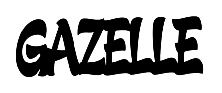 Gazelle Scrapbooking Laser Cut Title