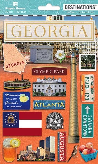 Georgia Scrapbooking