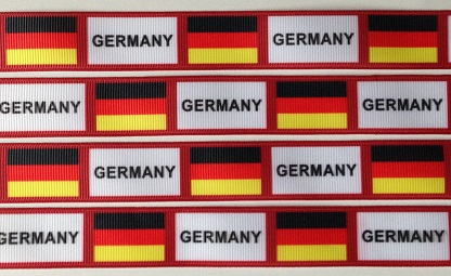 Germany Scrapbooking Ribbon
