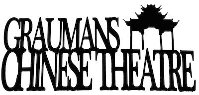 Graumans Chinese Theatre Scrapbooking Laser Cut Title with Theatre