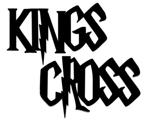 Kings Cross Scrapbooking Laser Cut Title