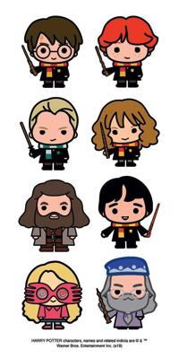 Harry Potter Cartoons Scrapbooking Mini Stickers