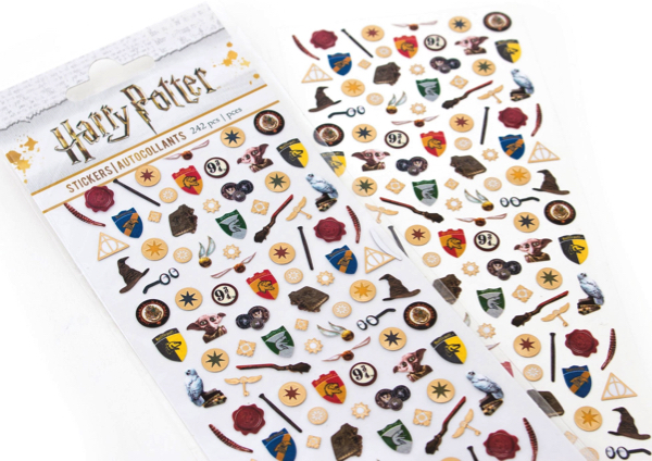 Harry Potter Scrapbooking Stickers