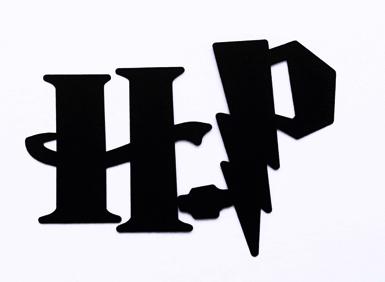 HP Scrapbooking Laser Cut Title