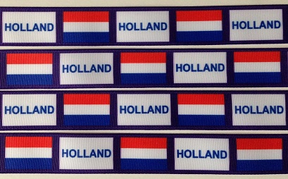 Holland Self Adhesive Scrapbooking Ribbon