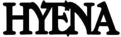 Hyena Scrapbooking Laser Cut Title