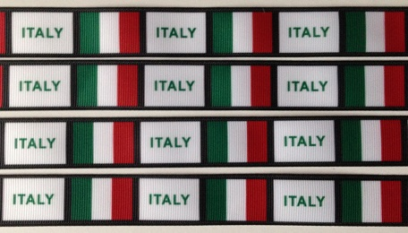 Italy Scrapbooking Ribbon