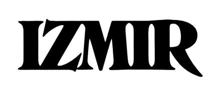 Izmir Scrapbooking Laser Cut Title