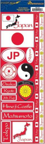 Japan Cardstock Scrapbooking Stickers and Borders