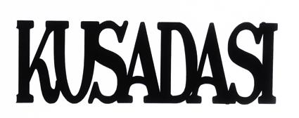 Kusadasi Scrapbooking Laser Cut Title