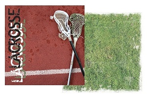 Lacrosse 12x12 Double Sided Scrapbooking Paper