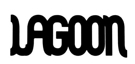 Lagoon Scrapbooking Laser Cut Title
