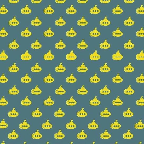 Land of Submarines 12x12 Scrapbooking Paper