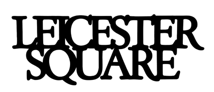 Leicester Square Scrapbooking Laser Cut Title