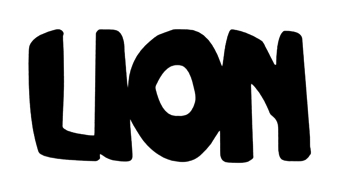 Lion Scrapbooking Laser Cut Title