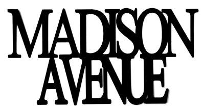 Madison Avenue Scrapbooking Laser Cut Title