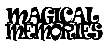 Magical Memories Scrapbooking Laser Cut Title
