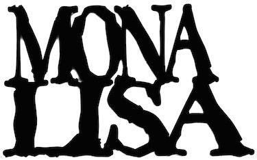 Mona LIsa Scrapbooking Laser Cut Title