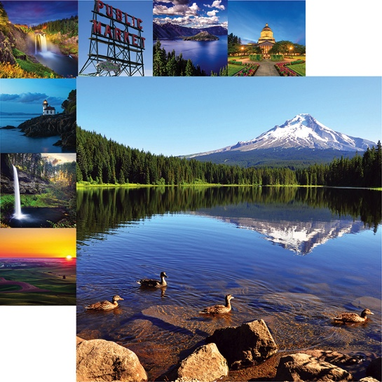 Oregon Scrapbooking