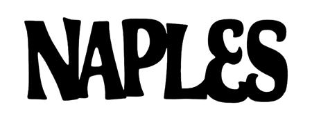 Naples Scrapbooking Laser Cut Title