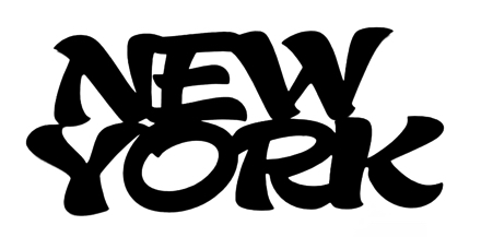 New York Scrapbooking Laser Cut Title