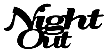 Night Out Scrapbooking Laser Cut Title